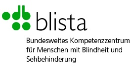 Logo der deutschen Blindenstudienanstalt in Marburg